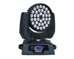 LED摇头变焦染色灯36×10W