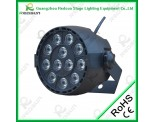 12PCS LED Par Light (Plastic)