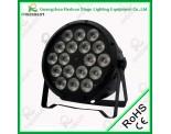 18PCS LED NEW Plastic Par Light